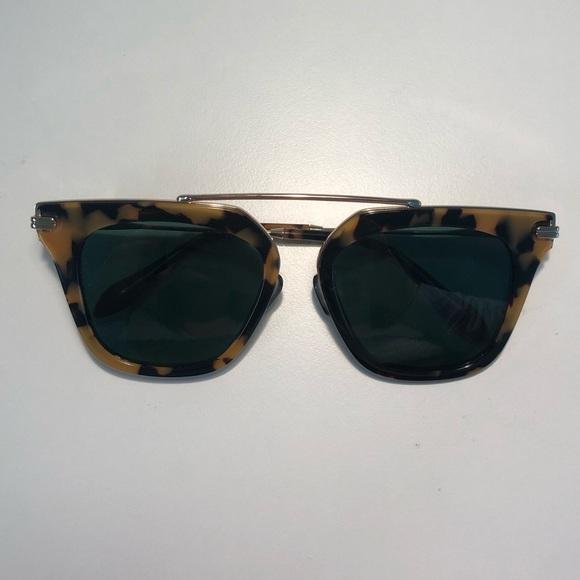 Sonix Tortoise Shell Sunglasses